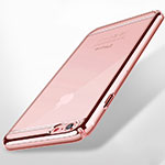 Housse Antichocs Rigide Transparente Crystal pour Apple iPhone 6 Rose