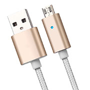 Cable USB 2.0 Android Universel A08 Or