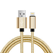 Chargeur Cable Data Synchro Cable L07 pour Apple iPhone 6S Or
