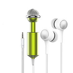 3.5mm Mini Microphone de Poche Elegant Karaoke Haut-Parleur M15 pour Wiko Bloom 2 Noir
