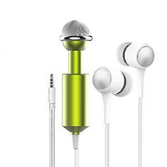 3.5mm Mini Microphone de Poche Elegant Karaoke Haut-Parleur M15 pour Sony Xperia XA2 Ultra Noir
