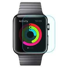 9H Verre Trempe Protecteur d'Ecran pour Apple iWatch 3 42mm Clair