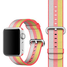 Bracelet Milanais pour Apple iWatch 3 38mm Rouge