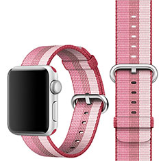 Bracelet Milanais pour Apple iWatch 3 42mm Rose