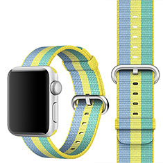 Bracelet Milanais pour Apple iWatch 38mm Jaune