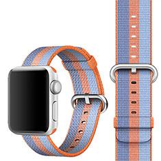 Bracelet Milanais pour Apple iWatch 42mm Orange