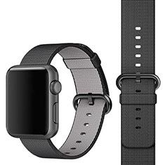 Bracelet Milanais pour Apple iWatch 5 44mm Noir