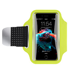 Brassard Sport Housse Universel B35 pour Wiko Robby Vert