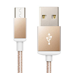 Cable USB 2.0 Android Universel A02 pour Xiaomi Redmi Note 6 Pro Or