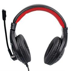Casque Ecouteur Filaire Sport Stereo Intra-auriculaire Oreillette H59 pour Huawei Mate 30 Noir