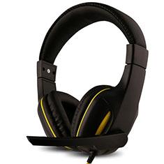 Casque Filaire Sport Stereo Ecouteur Intra-auriculaire Oreillette H56 pour Huawei Mate 30 Noir