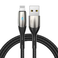 Chargeur Cable Data Synchro Cable D09 pour Apple iPad Mini 5 (2019) Noir