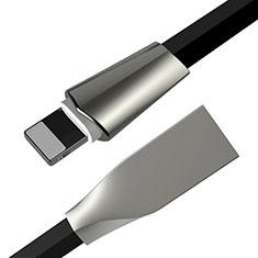Chargeur Cable Data Synchro Cable L06 pour Apple iPhone 11 Pro Noir