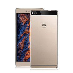Coque Antichocs Rigide Transparente Crystal C01 pour Huawei P8 Clair