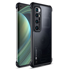 Coque Antichocs Rigide Transparente Crystal Etui Housse H02 pour Xiaomi Mi 10 Ultra Noir