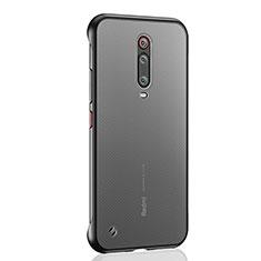 Coque Antichocs Rigide Transparente Crystal Etui Housse S03 pour Xiaomi Mi 9T Pro Noir