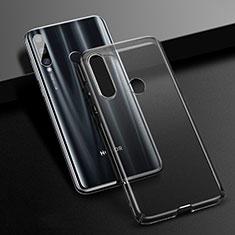 Coque Antichocs Rigide Transparente Crystal K01 pour Huawei Honor 20 Lite Noir