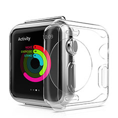 Coque Antichocs Rigide Transparente Crystal pour Apple iWatch 38mm Clair