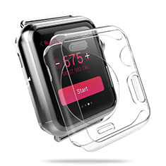 Coque Antichocs Rigide Transparente Crystal pour Apple iWatch 42mm Clair