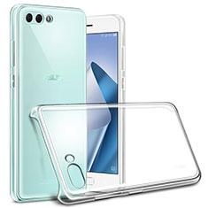 Coque Antichocs Rigide Transparente Crystal pour Asus Zenfone 4 ZE554KL Clair