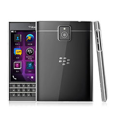 Coque Antichocs Rigide Transparente Crystal pour Blackberry Passport Q30 Clair
