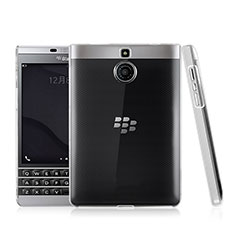 Coque Antichocs Rigide Transparente Crystal pour Blackberry Passport Silver Edition Clair
