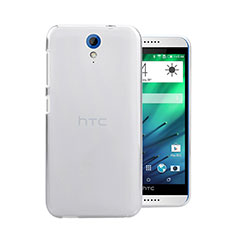 Coque Antichocs Rigide Transparente Crystal pour HTC Desire 620 Blanc