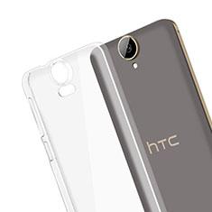 Coque Antichocs Rigide Transparente Crystal pour HTC One E9 Plus Clair