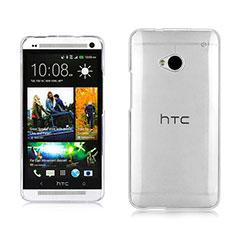 Coque Antichocs Rigide Transparente Crystal pour HTC One M7 Clair