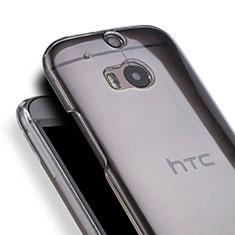 Coque Antichocs Rigide Transparente Crystal pour HTC One M8 Clair