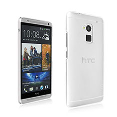 Coque Antichocs Rigide Transparente Crystal pour HTC One Max Clair