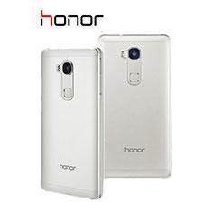 Coque Antichocs Rigide Transparente Crystal pour Huawei Honor 5X Clair