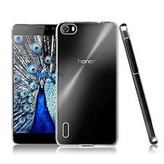 Coque Antichocs Rigide Transparente Crystal pour Huawei Honor 6 Clair