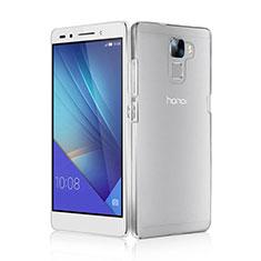 Coque Antichocs Rigide Transparente Crystal pour Huawei Honor 7 Dual SIM Clair
