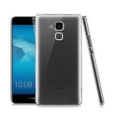 Coque Antichocs Rigide Transparente Crystal pour Huawei Honor 7 Lite Clair