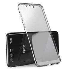 Coque Antichocs Rigide Transparente Crystal pour Huawei Honor 9 Premium Gris