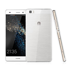 Coque Antichocs Rigide Transparente Crystal pour Huawei P8 Lite Clair