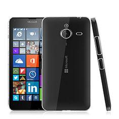 Coque Antichocs Rigide Transparente Crystal pour Microsoft Lumia 640 XL Lte Clair