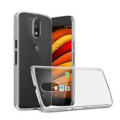 Coque Antichocs Rigide Transparente Crystal pour Motorola Moto G4 Plus Clair