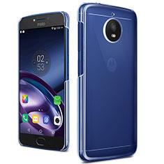 Coque Antichocs Rigide Transparente Crystal pour Motorola Moto G5S Clair