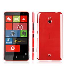 Coque Antichocs Rigide Transparente Crystal pour Nokia Lumia 1320 Clair