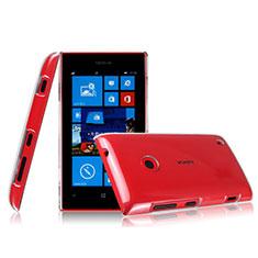 Coque Antichocs Rigide Transparente Crystal pour Nokia Lumia 525 Clair