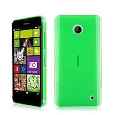 Coque Antichocs Rigide Transparente Crystal pour Nokia Lumia 630 Clair