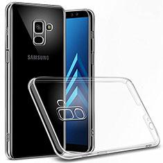 Coque Antichocs Rigide Transparente Crystal pour Samsung Galaxy A6 (2018) Dual SIM Clair