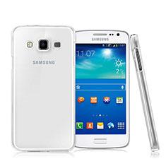 Coque Antichocs Rigide Transparente Crystal pour Samsung Galaxy A7 Duos SM-A700F A700FD Clair