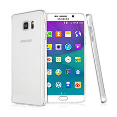 Coque Antichocs Rigide Transparente Crystal pour Samsung Galaxy Note 5 N9200 N920 N920F Clair