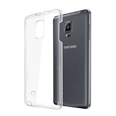 Coque Antichocs Rigide Transparente Crystal pour Samsung Galaxy Note Edge SM-N915F Clair