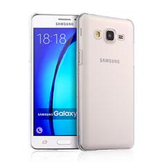 Coque Antichocs Rigide Transparente Crystal pour Samsung Galaxy On5 G550FY Clair