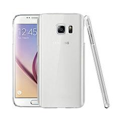Coque Antichocs Rigide Transparente Crystal pour Samsung Galaxy S7 G930F G930FD Clair