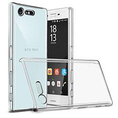 Coque Antichocs Rigide Transparente Crystal pour Sony Xperia X Compact Clair